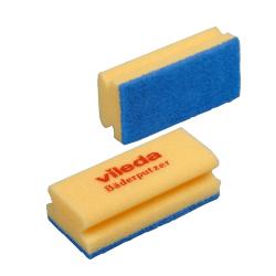 Salva-Unhas Suave Azul 15x7cm (10 Unidades)